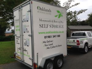 Self Storage in Lydney, Ross-On-Wye and Monmouth